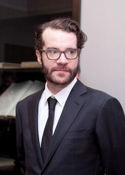 Composer Shay Lynch