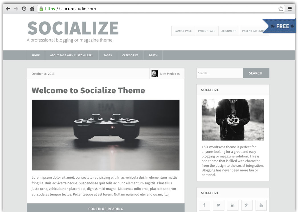 socialize-lite-featured-free