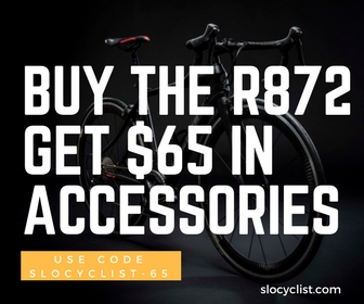 ribble cycles r872 road bike discount code