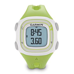 Garmin Forerunner 10 in Green