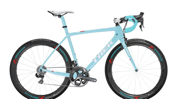 Radio Shack Team Edition of the New Trek Madone 7 with Project One