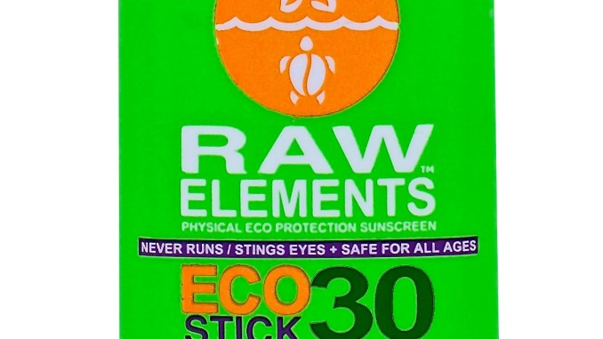 Raw Elements' Eco Stick