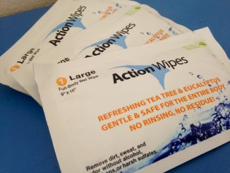 Action Wipes Single Packets