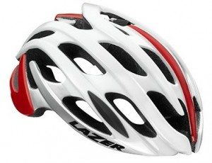 Best Bike Helmets Lazer Blade Red and White