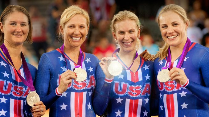 Personal Gold US Women's Track Cycling Documentary