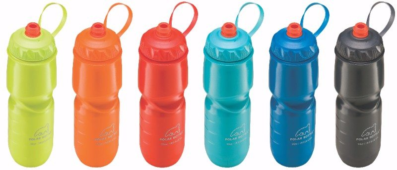 ZipStream High Flow Insulated Squeezable Water Bottle Polar Bottle 24 oz