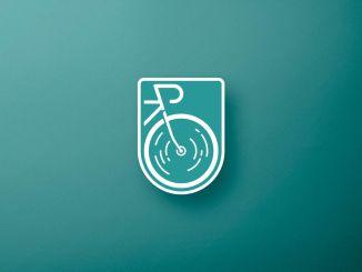 New bike logo for SLO Cyclist designed by de la Riva Brands