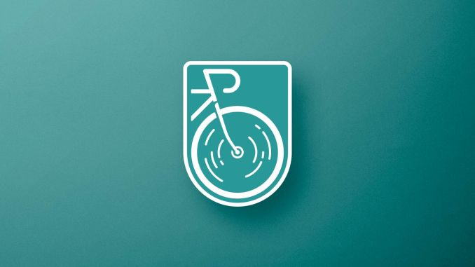 New bike logo for SLO Cyclist designed by de la Riva Brands