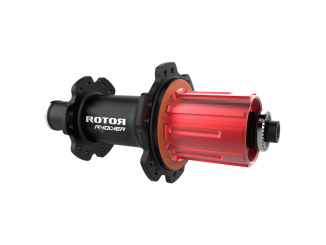 rotor revolver rvolver road bike hub frictionless