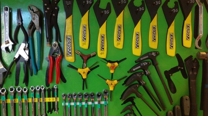 6 bike tools every cyclist needs