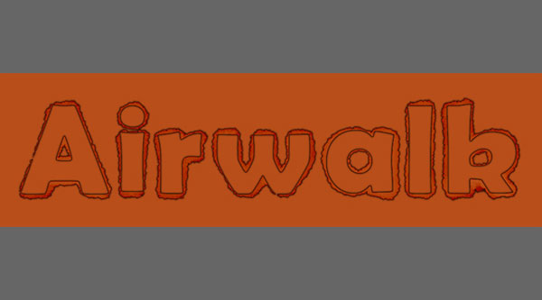 What Text Effects Can I Create From A Stencil?