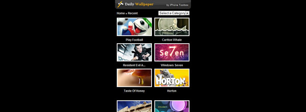 best customized iphone websites DailyWallpaper