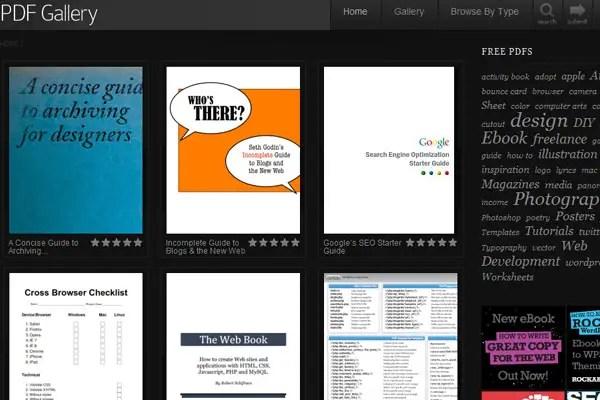 PDF Gallery