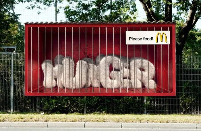 McDonald's: Hunger