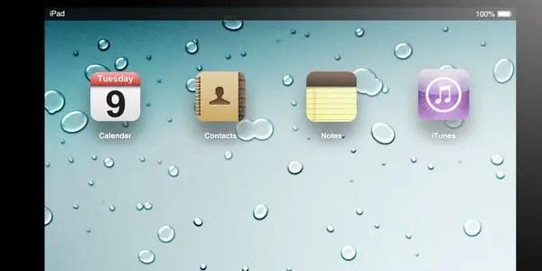 iPad PSD