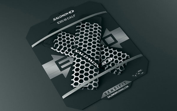Salomon Packaging Design