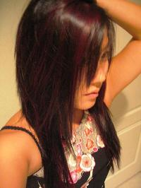I'm asian, what color should I highlight my hair? | Yahoo ...