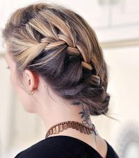 35 Updos For Medium Length Hair You Should Check Today ...