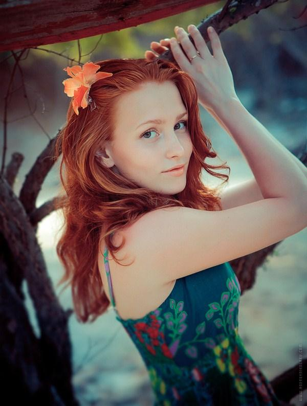 Hair Style Picture Girl With The Red Hair 35 Cute Hairstyles For