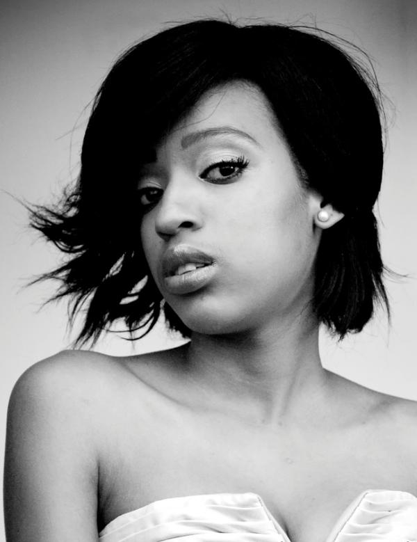 Carefree Style Of Short Hair