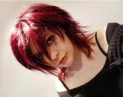 groovy short emo hairstyles