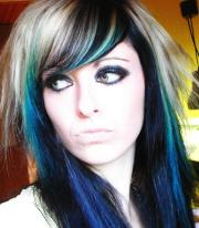 groovy emo girl hairstyles