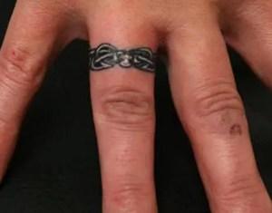 Wedding Ring Finger Tattoo Ideas