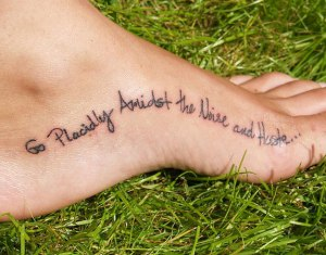Tattoos For Girls 2012