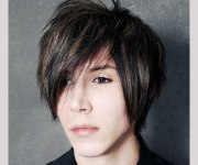emo hairstyles guys - 35 magnificent