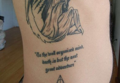 Meaningful Tattoos Designs For Men