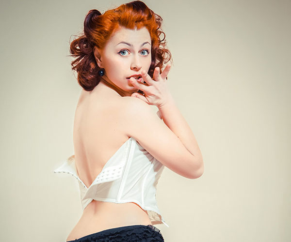 30 Sexy Pin Up Girl Hairstyles SloDive