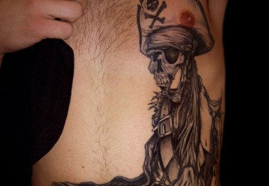 30 Mind Blowing Pirate Tattoos Slodive