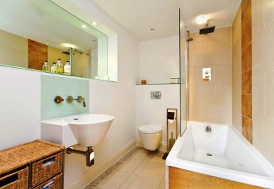 Small Rectangular Bathroom Design Ideas