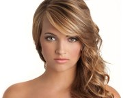 beautiful cute curly hairstyles