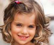 sweet little girl hairstyles