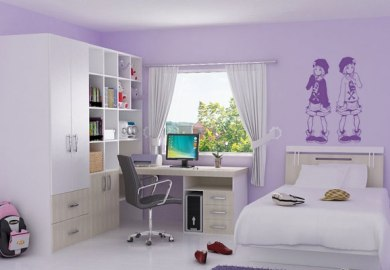 Paint Colors For Girls Bedrooms