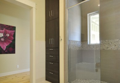 Small Bathroom Closet Design Ideas