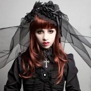 terrific gothic hairstyles