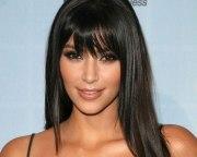 impressive kim kardashian hair