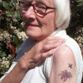 30 remarkable old people with tattoos sloe