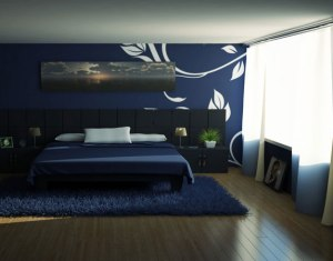 Blue Bedroom Painting Ideas