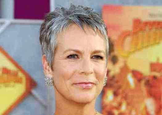Short Grey Hairstyles: Giving Up The Day Job