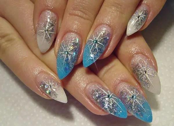 Winter Nail Art Image Source