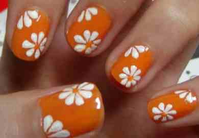 40 Easy Nail Designs You Can Try Any Day Slodive