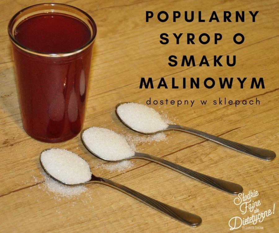 syrop malinowy