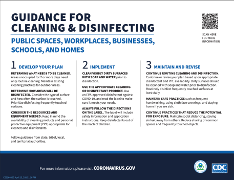 CDC guidelines2
