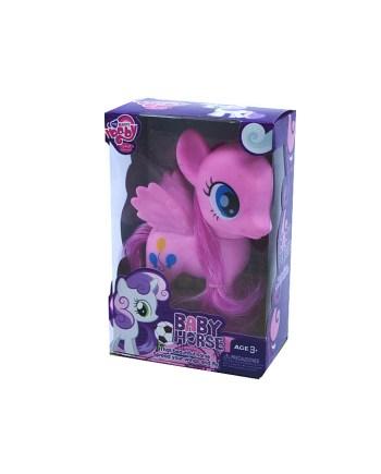 Pony figurica baby Horse. Simpatičan pony u kutijici sa grivom koju dijete može češljati.