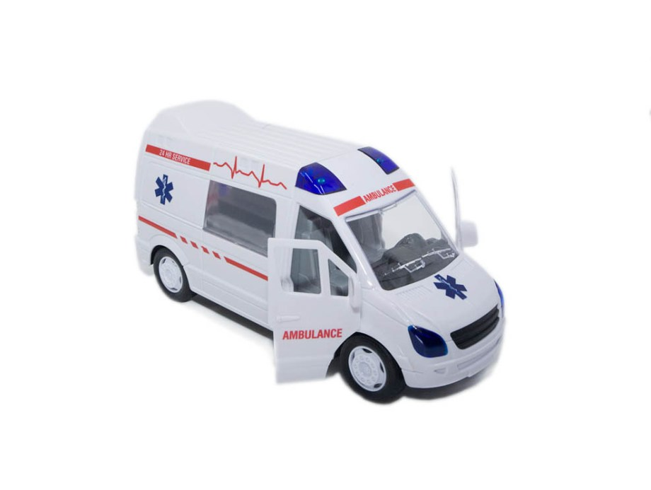 "Dječji autić igračka ambulanta vozila ""Rescue car"""