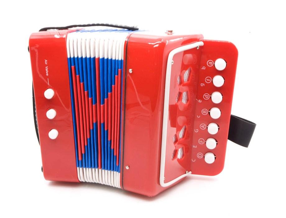 Dječja Harmonika Classic. Klasična harmonika u dječjoj veličini.