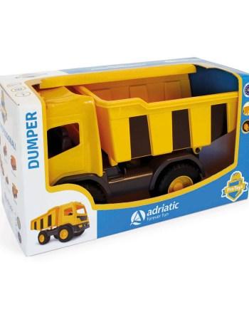 Igračka plastično vozilo contruction 45cm. Kvalitetno plastično vozilo proizvedeno u EU.